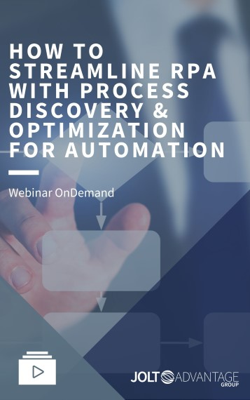 Webinar Cover - Streamline process mining
